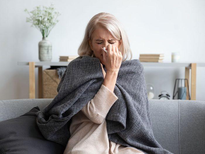 Votre système immunitaire est-il fragile?