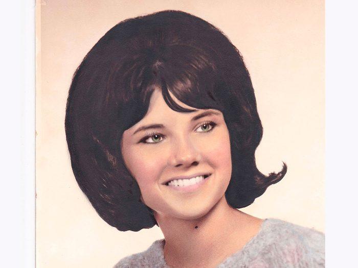Georgene Martin, née Huber était le grand amour secret de Jerry Zimmermann depuis le lycée.