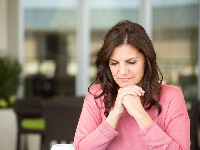 La baisse du taux d'œstrogènes doit vous alerter pour la santé de votre cœur.